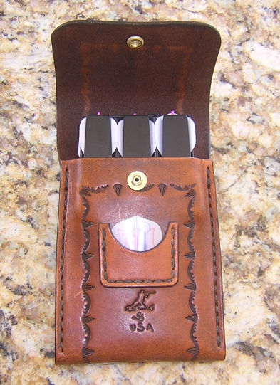 Custom Leather Accessories Hand Crafted By Lever