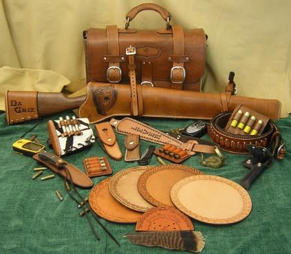 Custom Leather Work Hand Crafted By Lever